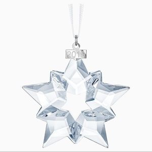 🌟Swarovski Crystal 2019 Ornament NIB
